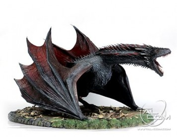 Game of Thrones Drogon Resin Statue - Free Shipping