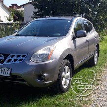 Nissan Rouge 2.5 Benzyna 4WD.