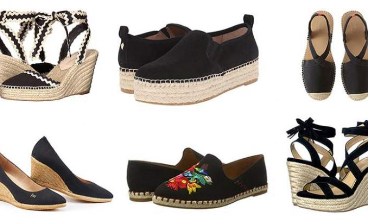 4 Must Have Espadrilles As Seen On Celebrities