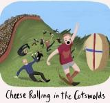 Have a Glimpse to England's Strangest Sport : Cheese Rolling