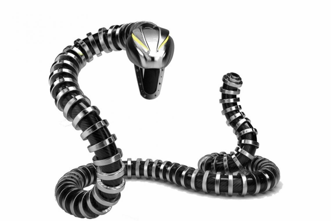 Snake Robots: Can you watch this without wriggling
