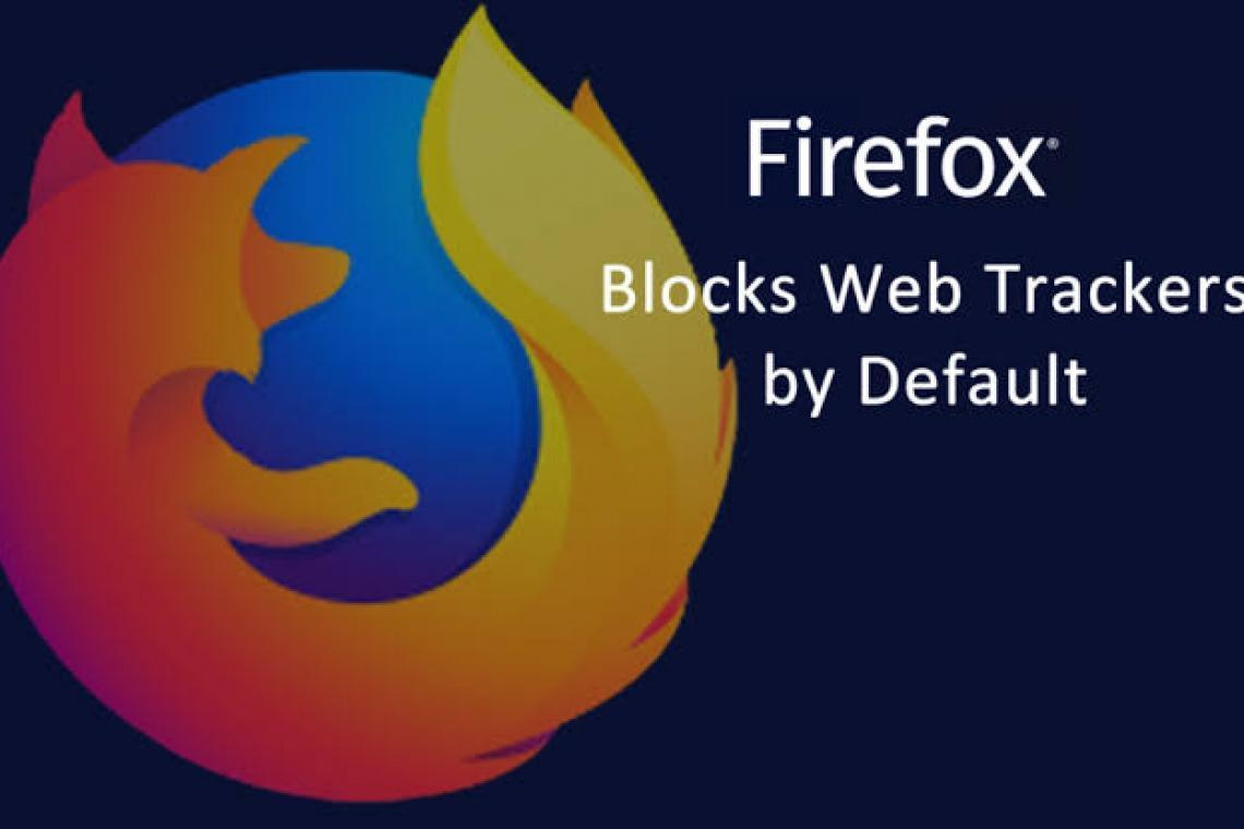 Firefox Latest Update Blocks Online Trackers