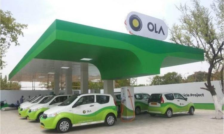Ola to set up technology centre in the US, builds a team of over 150 Engineers