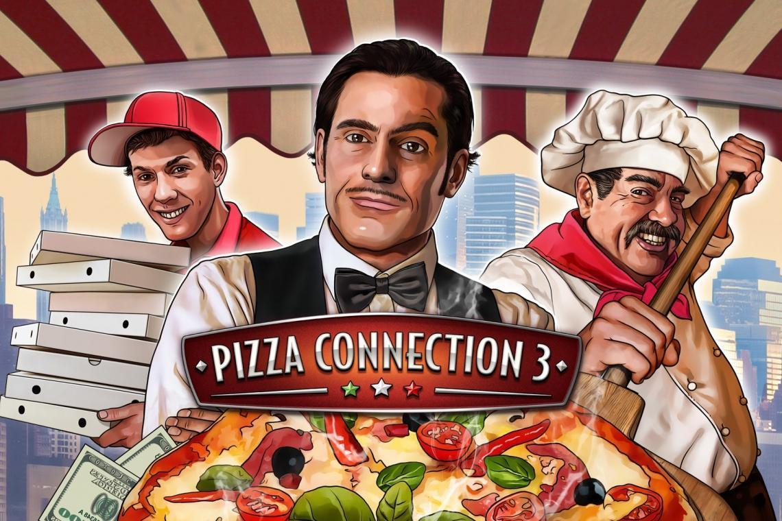 Pizza Connection 3 Steam CD Key Global - $20.92