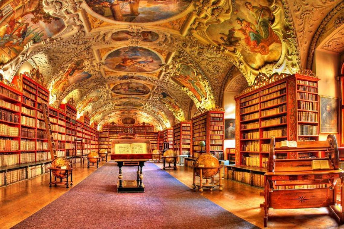 Beautiful Libraries Around the World Every Booklover Should Visit