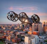 Uber Partner Releases First Full-Scale Design of Upcoming Air Taxi Vehicle at CES 2019