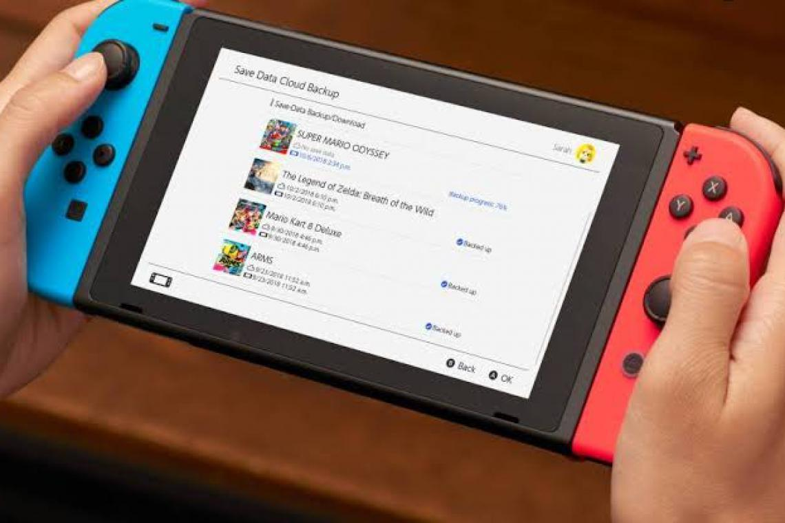Nintendo: Cloud gaming can be huge but won't replace the Switch