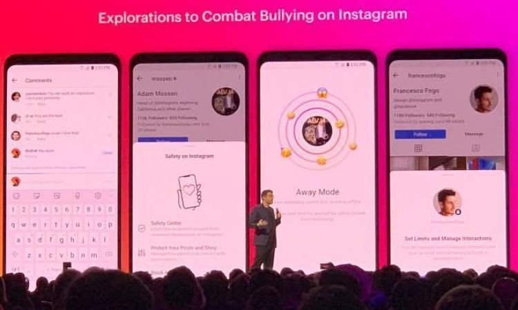 Instagram has an Update: It will now ask bullies to think twice before posting