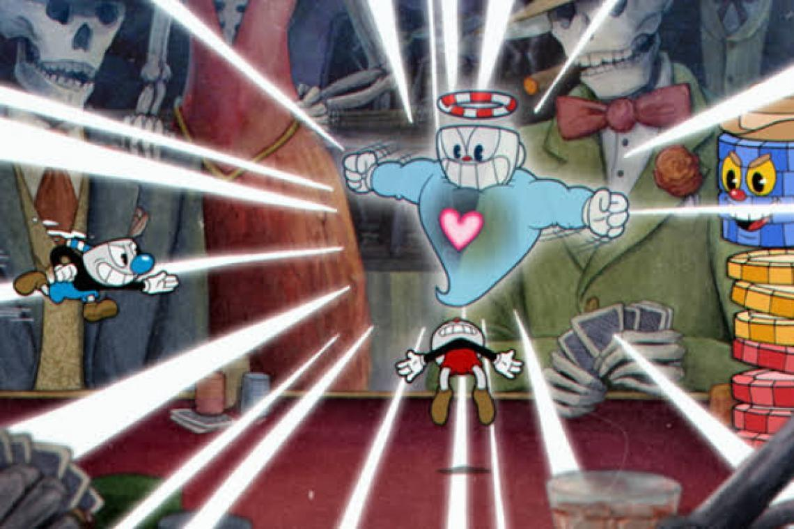 Cuphead is coming to Netflix — and it'd better be dark as pitch