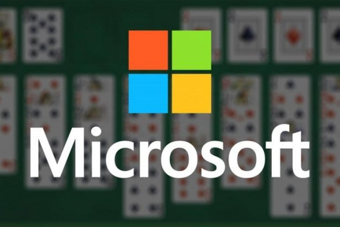 Microsoft is shutting off its internet games on windows