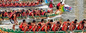 Dragon boat racing isn't as easy as it looks: here's what it takes to compete