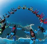 What is SKYDIVING Vs. PARACHUTING?