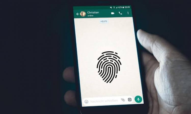 Fingerprint Lock Feature by WhatsApp  for Android Latest Beta Version