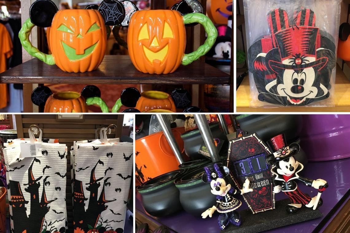 From a Cinderella pumpkin to a poison apple mug Disney has an entire Amazon shop dedicated to Halloween.