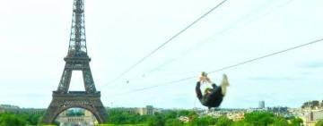 Eiffel Tower Zip Line Reinvents Adventure Travel in Paris