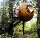 Feet off the Ground: 3 Peaceful Tree Houses You Can Rent