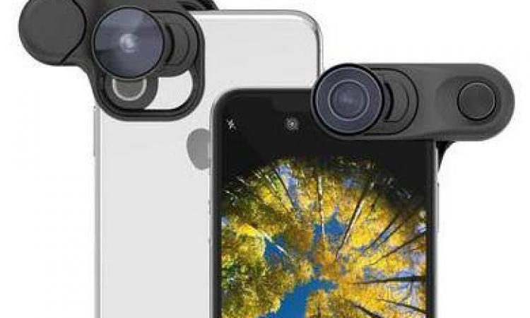 Top Cell phones Lens attachments for Mobile Photographers