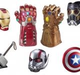 This October :The Avengers' Prop Replicas Released,Take Home Thor's Hammer, the Cap's Shield and More