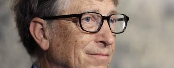 BILL GATES I NOWY START – UP
