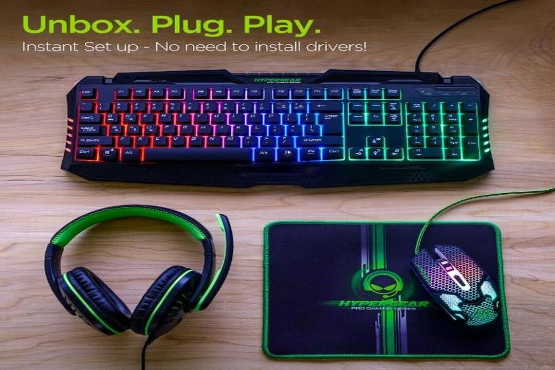 Upgrade your gaming skills by these featured products from FYE Gaming!