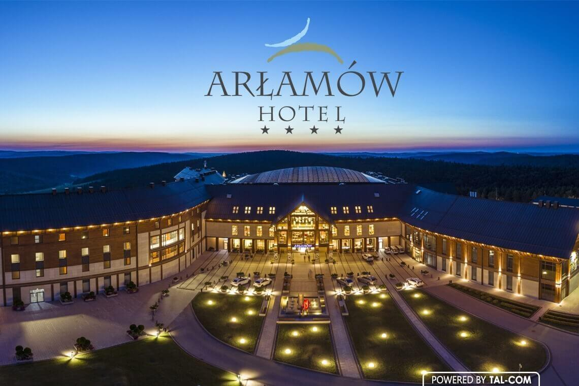 Magical Valentine's Day at the Arłamów Hotel