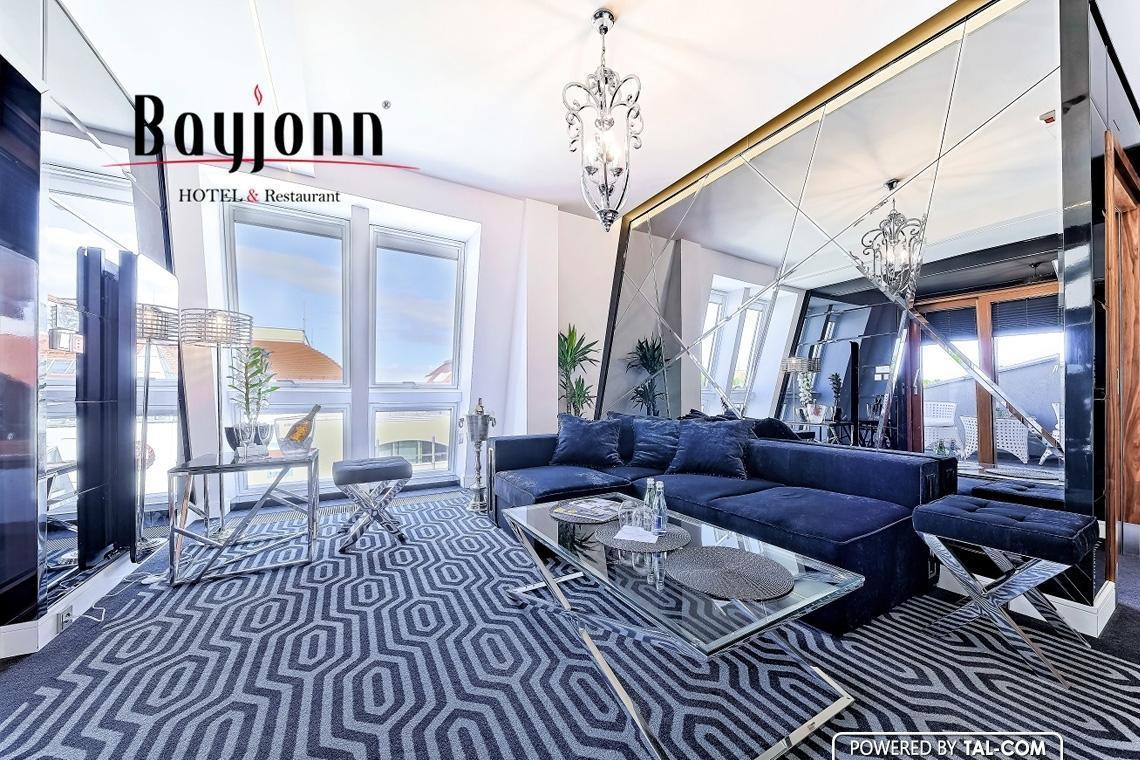 The best hotel for holidays in Sopot - Boutique Hotel Bayjonn