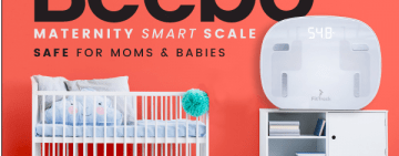 How Beebo Family Smart Scale Help Moms?
