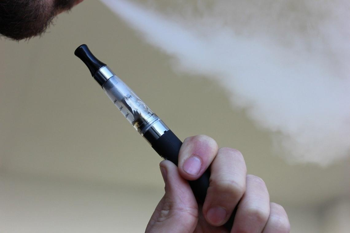 E-cigarette flavorings can hurt your heart