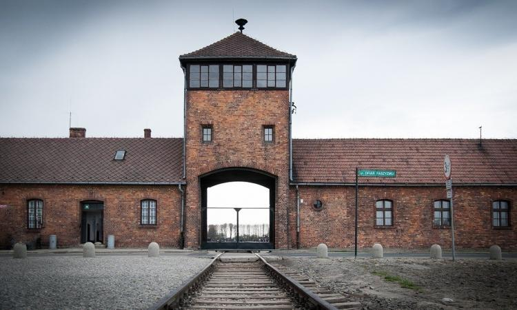Auschwitz is a symbol of the horror of the Holocaust