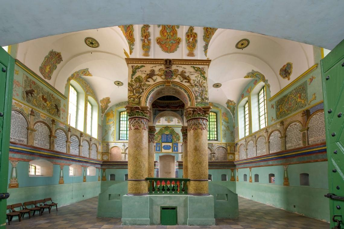New means of preservation of historical synagogues in Poland