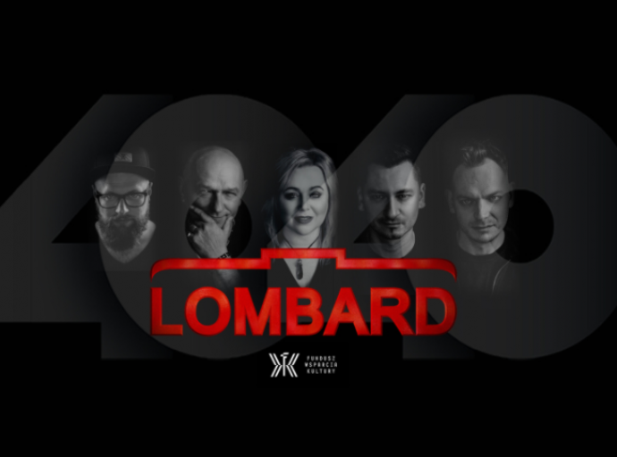 Lombard is celebrating its 40th birthday with a new song