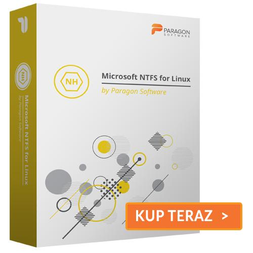 Paragon Software NTFS dla Linux
