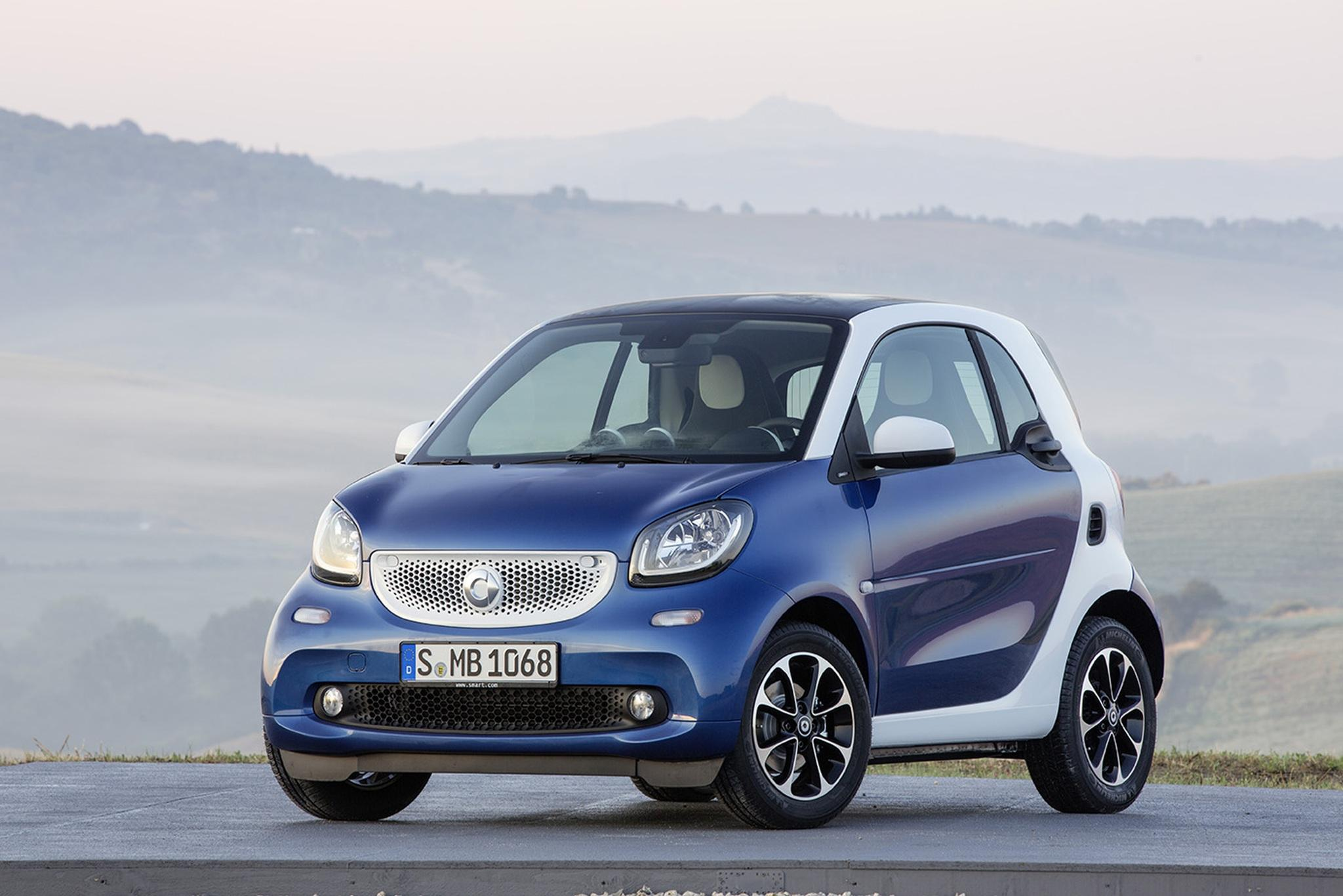 Smart ForFour ForTwo 2014 14686947954