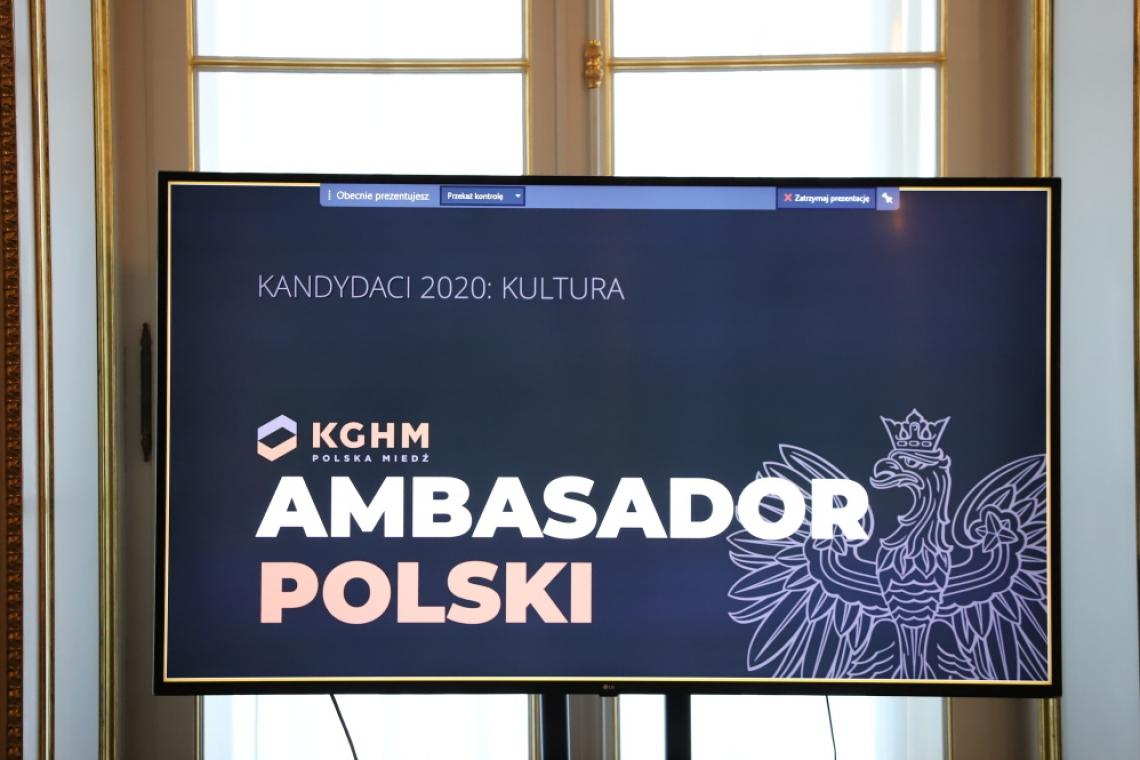 Polish Ambassador: the Chapter sessions have been completed Meet the nominees