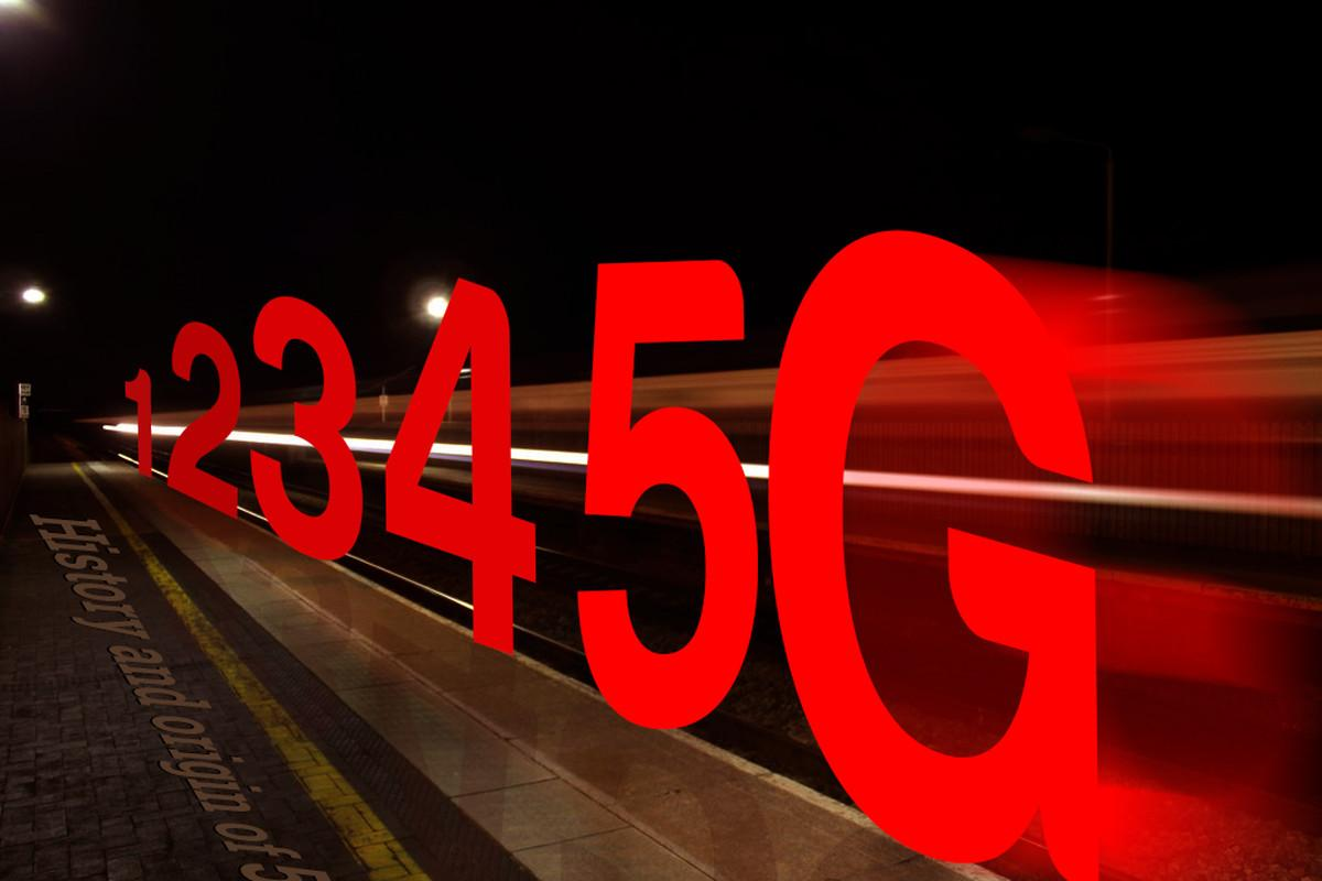History And Origin Of 5g