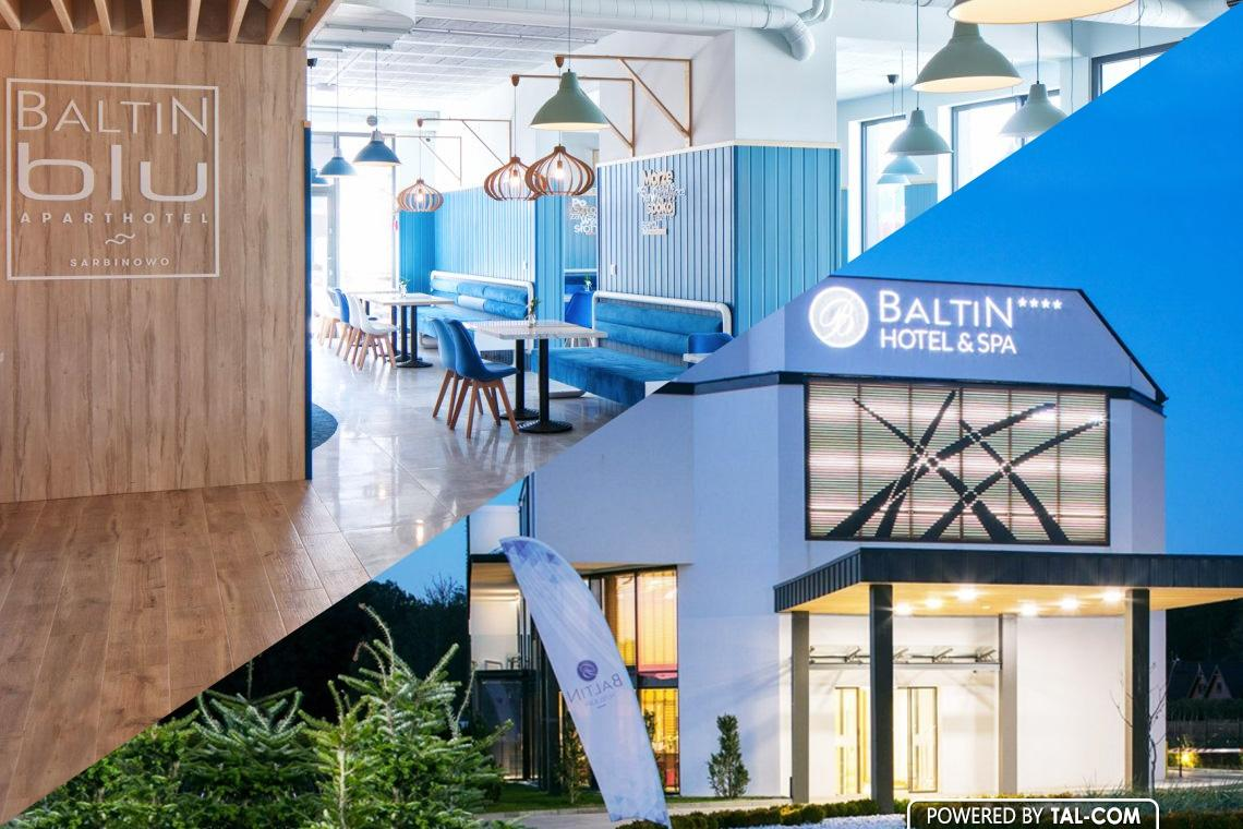 Cozy places near sea - Baltin hotels invite you!