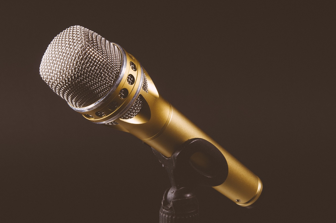Microphone 1246057 1280