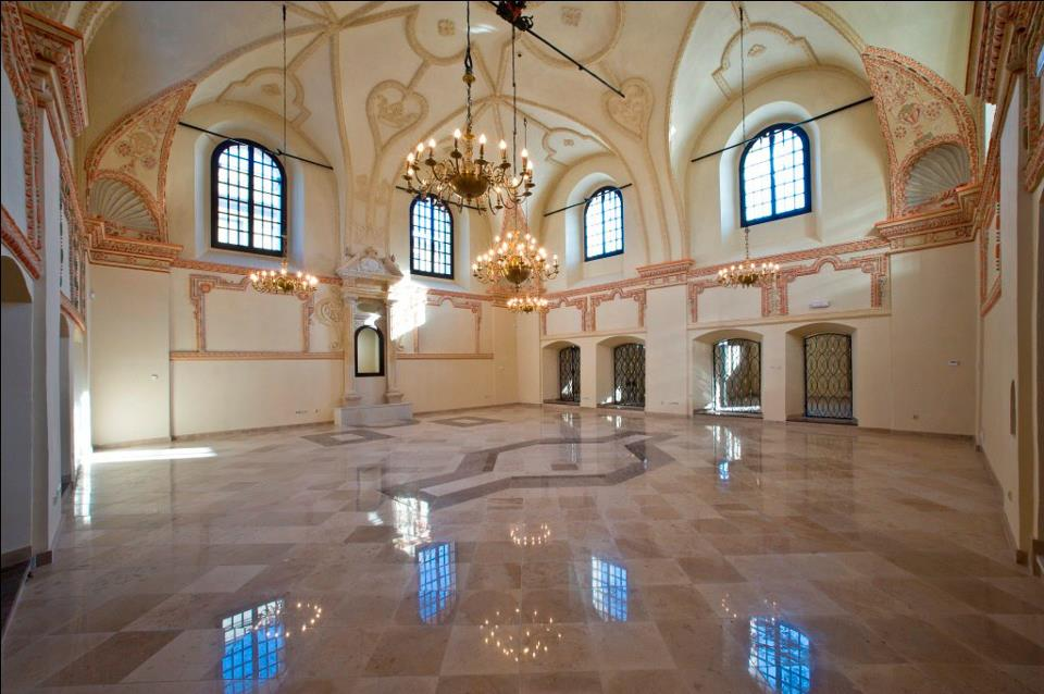 """Synagogue"" Center of The Foundation for the Preservation of Jewish Heritage in Poland"