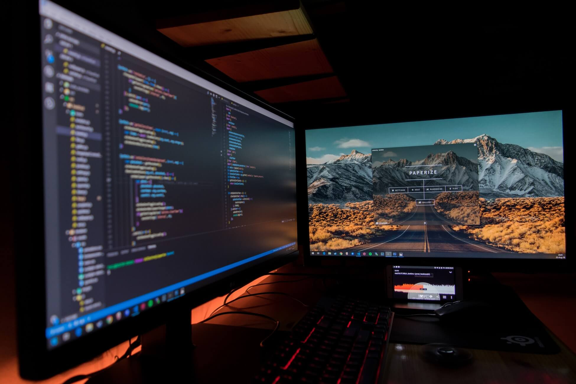 3 Best Monitors For Your Perfect Work From Home Setup