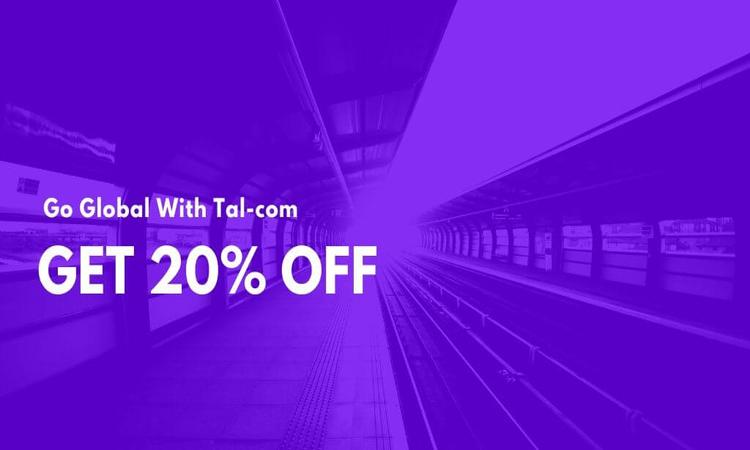 Get 20% off on Tal-Com Targeted Marketing on this Christmas!
